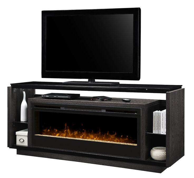 85 best media console electric fireplaces images on pinterest the new david media console comes in a smoke finish gds50g3 1592sm dimplex teraionfo