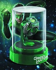 Green Lantern movie PROP RING Replica DC Comics Ryan Reynolds