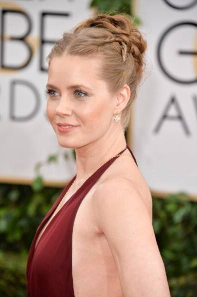 Amy Adams extra stunning with Camellia Cleansing Oil. Via @byrdiebeauty