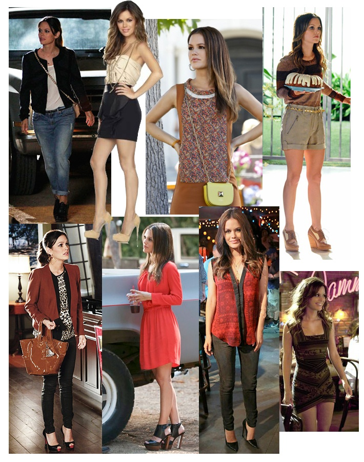 Obsessed with Rachel Bilson/Zoe Hart's style on Hart of Dixie