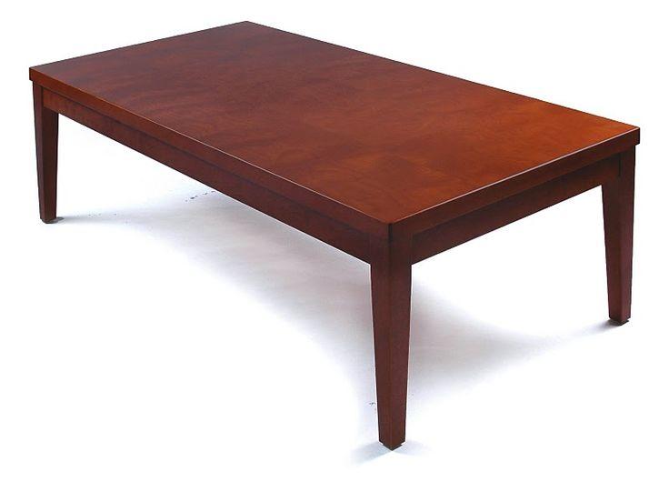 Mayline MOT2448 U2013 48u201d X 24u201d Mira Rectangular Coffee Table   Sale Price: