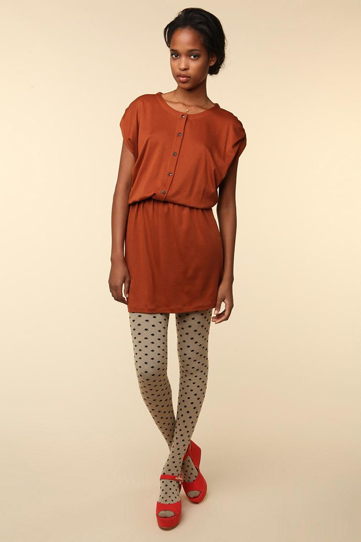 10 Best ideas about Burnt Orange Dress on Pinterest   Brown outfit Hu0026m women and Fitted dresses