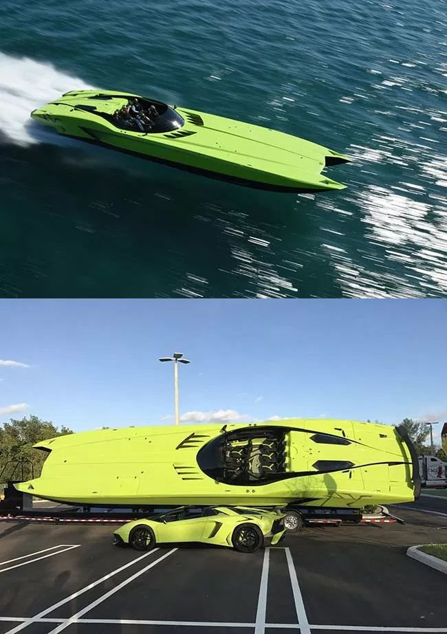 This Lamborghini Super Veloce Speedboat Could Be Yours Speed Boats Lamborghini The Incredibles