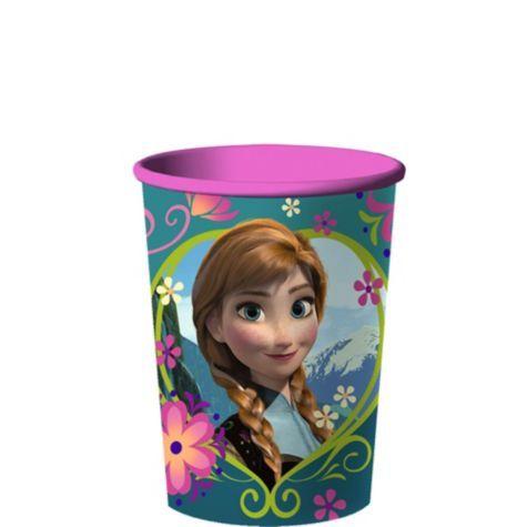 Frozen Favor Cup - 16oz Plastic Cup - Party City