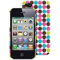 The Macbeth Collection PC Case for iPhone 4/4s - Microdot