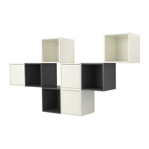 IKEA - VALJE, Wandschrank mit 3 Türen,