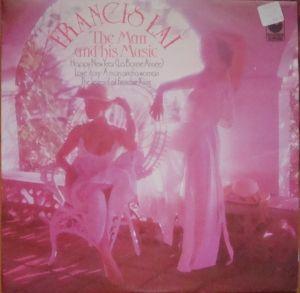 Francis Lai – The Man And His Music SPR 90042 Muzyka Filmowa Płyty Winylowe