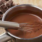 Főzött csokimáz