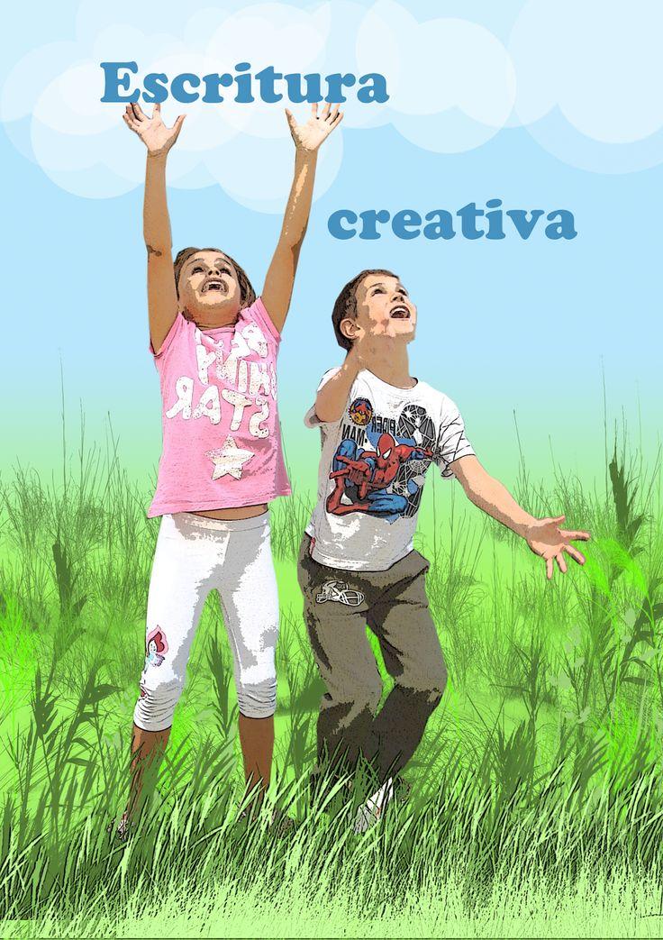 """Talleres de escritura creativa para niños organizados por """"escritura entre las nubes"""""""