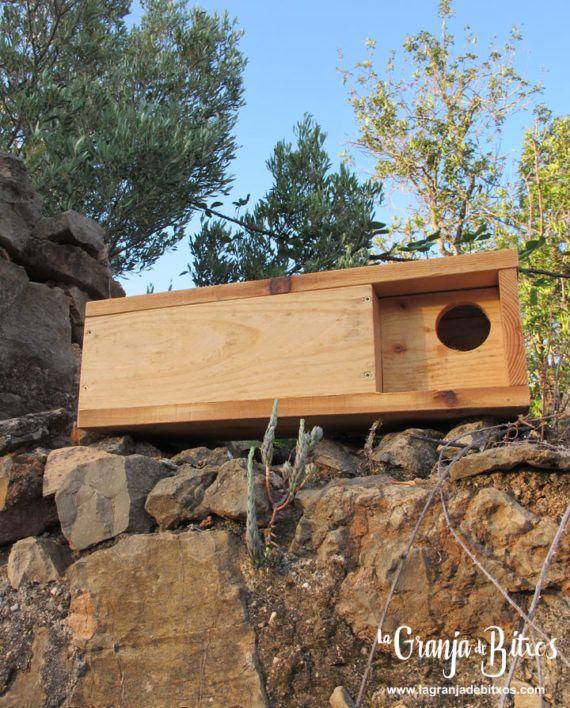 Cajas Nido y Refugios archivos - La Granja de Bitxos