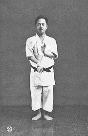 Kenwa Mabuni  Founder of Shito Ryu Karate