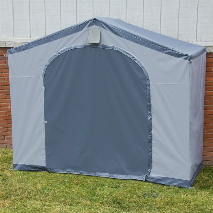 StorageHouse 6 Ft. W x 2 Ft. D Portable Shed