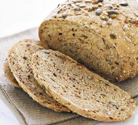 Malted walnut seed loaf recipe - Recipes - BBC Good Food