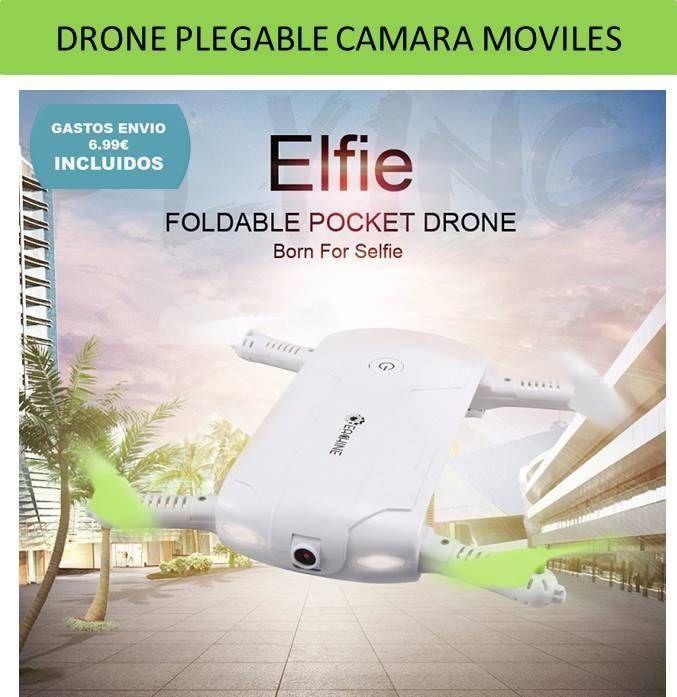 mini drones con camara de video para movil android e ios drone por