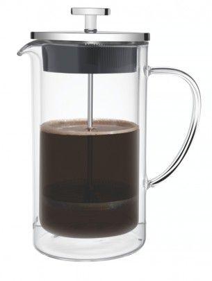 Cafeteira francesa vidro duplo Ø 8cm