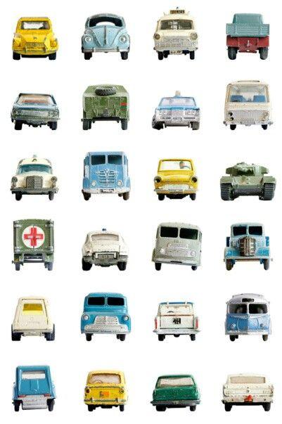 Vintage Cars Stickervellen via www.pinka.nl