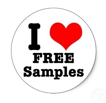 Tip: Take advantage of Free Samples! Examples and where and how to use them!