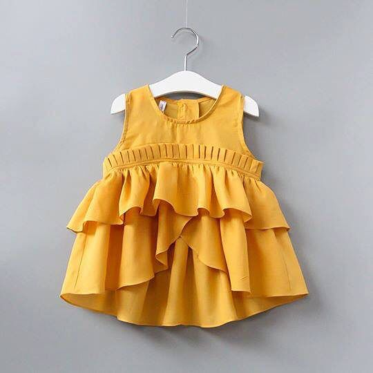 || Emily Ruffle Dress ||