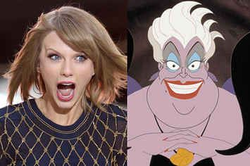 We Know Your Favorite Disney Villain Song Based On Your Favorite Taylor Swift Song