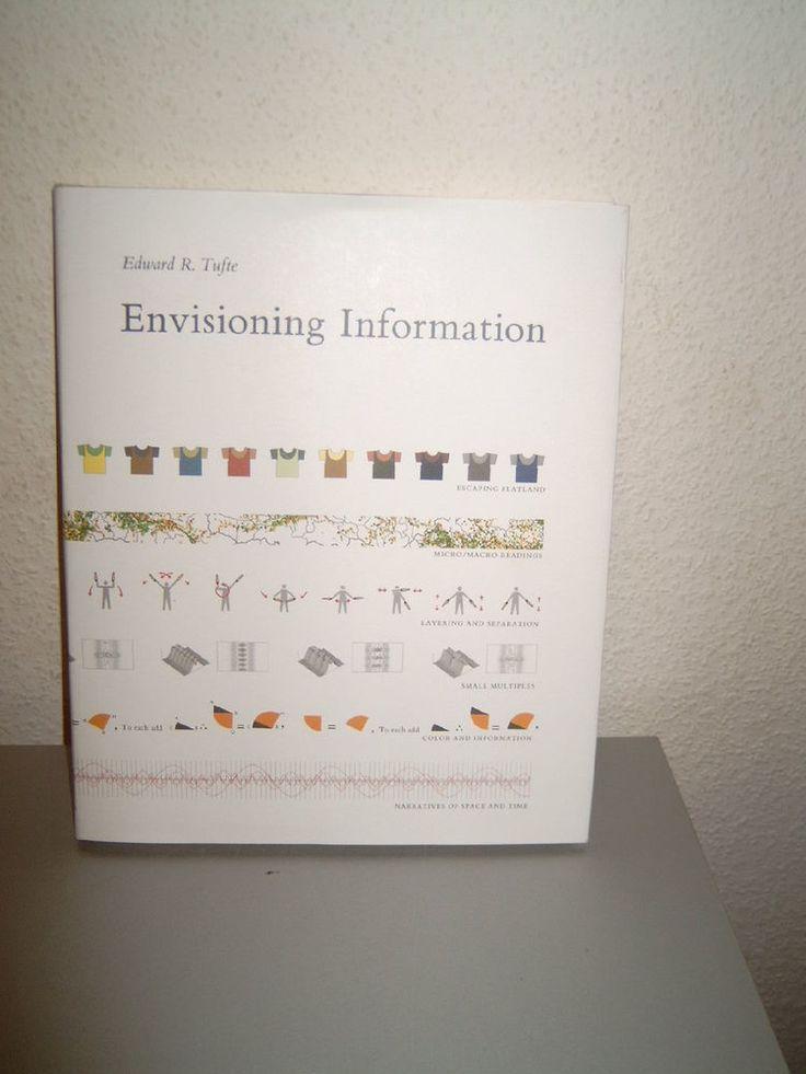 Envisioning Information - Edward R. Tufte - 9780961392116