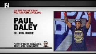 awesome Paul Daley is 'Gotten ready for War' vs. Douglas Lima at Bellator 158, 'Over' Rematching Josh Koscheck