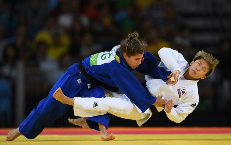After her world title, Paula PARETO stood up and claimed the first GOLDEN medal ever in judo for Argentina! In order to do so, she had to get past Ami KONDO in the semi final and past Bokyeong JEONG in the final. Bronze Medals go to Ami KONDO for Japan and to Otgontsetseg GALBADRAKH for Kazakhstan. CONGRATS!