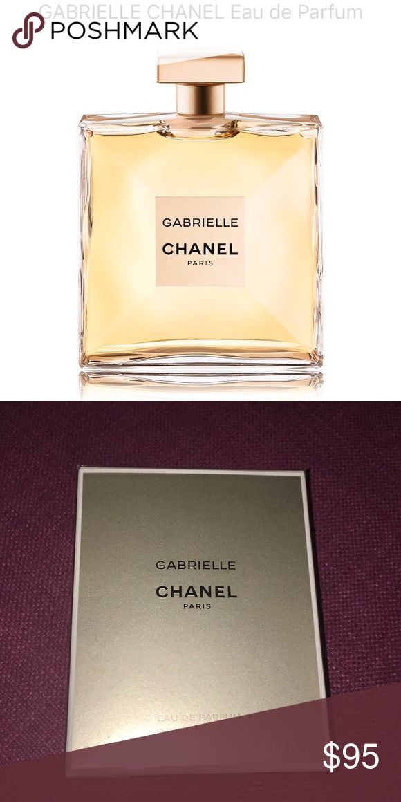 Chanel: Eau de Parfum; Gabrielle Scent Type: Classic Florals  Key Notes: Jasmine, Orange Blossom, Grasse Tuberose, Ylang-Ylang  About: Before creating the House of Chanel, Coco was Gabrielle. A rebel at heart...passionate and free. The inspiration behind the luminous floral fragrance: GABRIELLE CHANEL. CHANEL Other