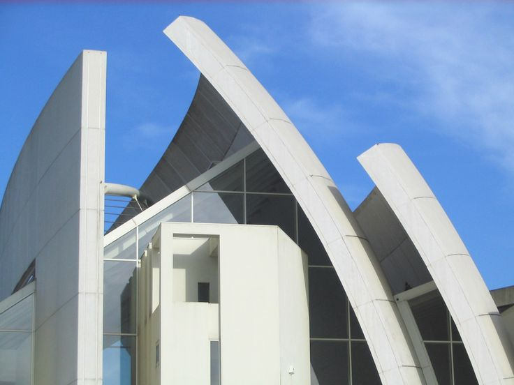 69 best images about rm 2003 jubilee church rome italy for Famous modern architects