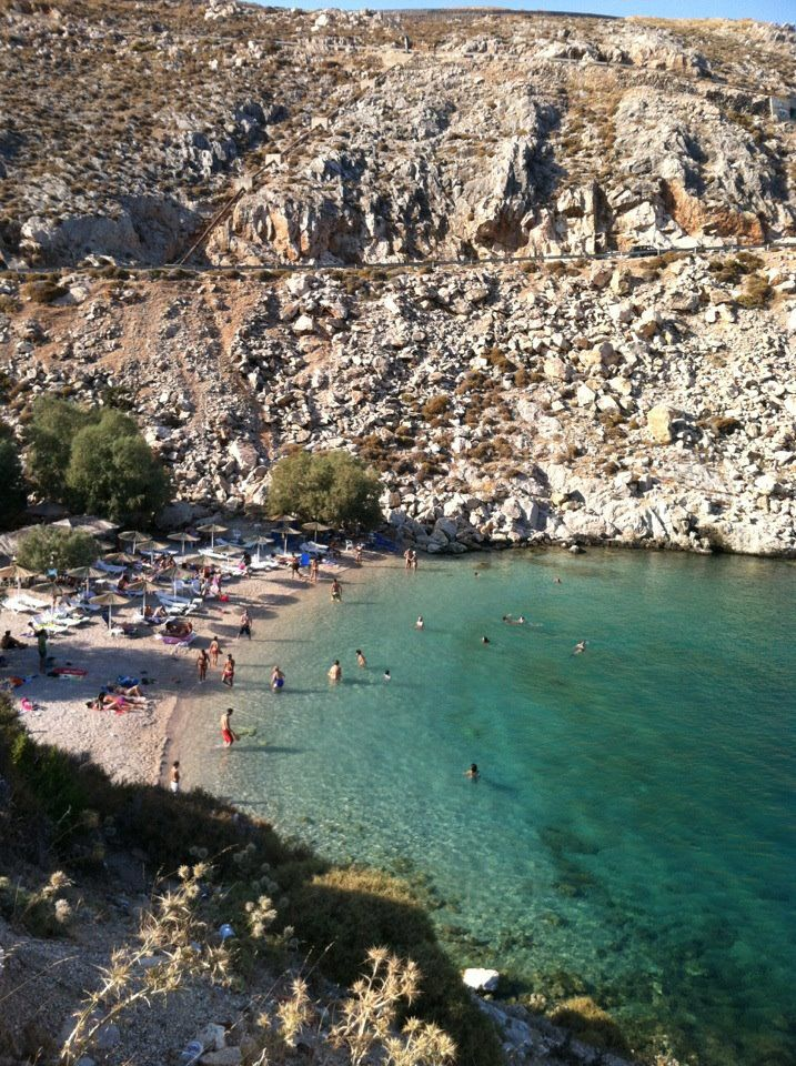 Chios.... The most magical beach