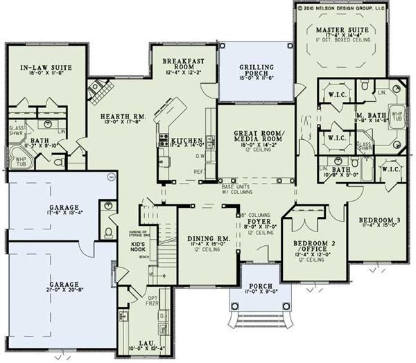 13 best House Plans In Law Suite images on Pinterest | In law ...