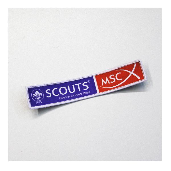 Insignia Scouts MSC | Tienda Scouts.es