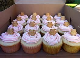 teddy graham cupcakes for teddy bear theme