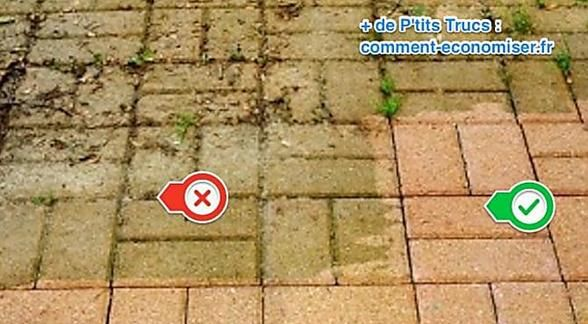 Terrasse Noircie L Astuce Miracle Pour La Nettoyer Sans Effort Avec Images Nettoyer Terrasse Nettoyage Terrasse Terrasse