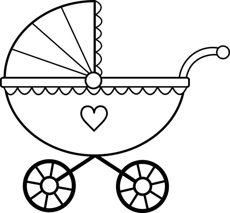 27 best baby livro de visitas images on pinterest guest books rh pinterest com baby clipart black and white free baby bottle clipart black and white