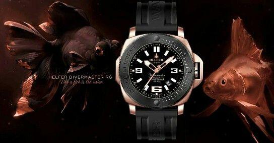 Helfer Divermaster RG