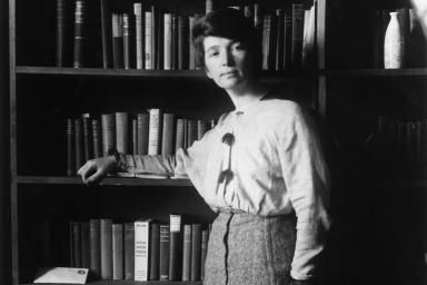 Margaret Sanger - Hulton Archive/Getty Images