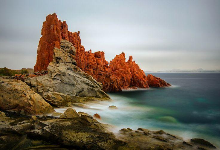 Rocce Rosse Arbatax Sardegna