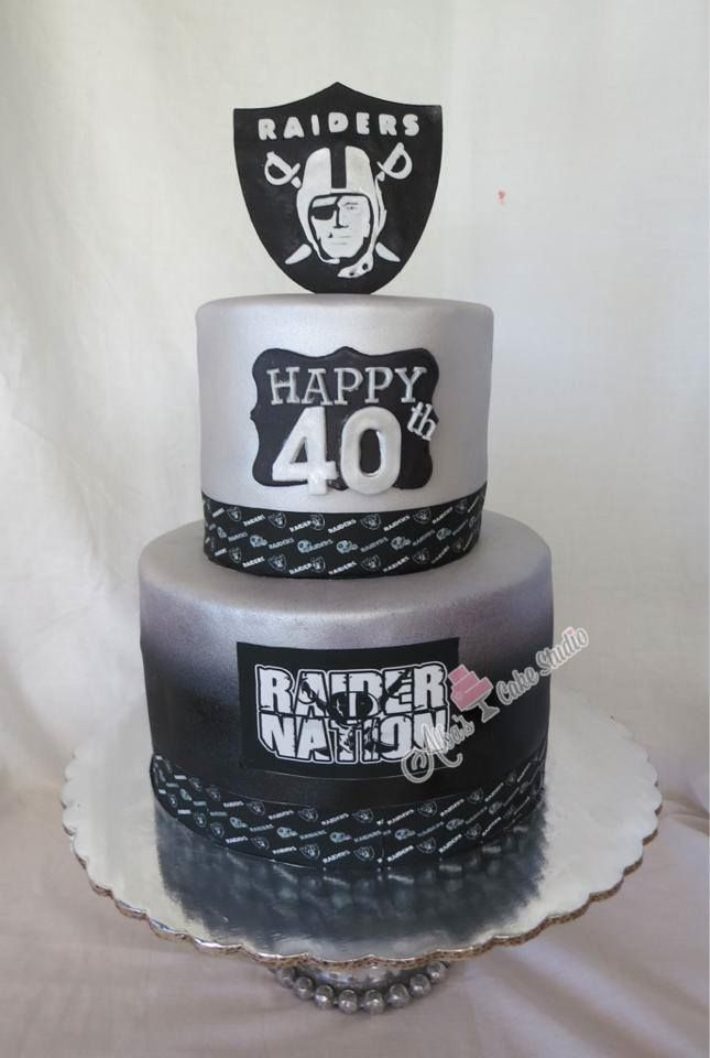 Creative 40th Birthday Cake Ideas - Crafty Morning
