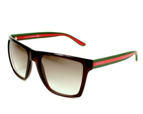 Gucci 3535 5D6 Brown 3535s Wayfarer Sunglasses | $523,860.39