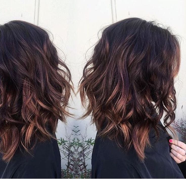 Shattered bob                                                                                                                                                                                 More http://coffeespoonslytherin.tumblr.com/post/157379934422/trendy-short-curly-hairstyles-2017-short