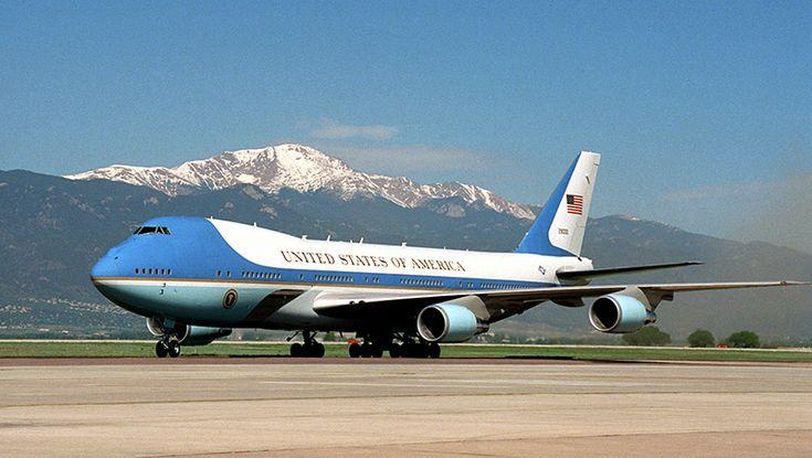 Trump repülője