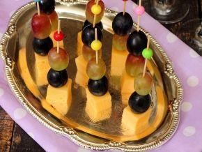 Канапе на праздничный стол, 23 рецепта с фото. Как сделать простые канапе на шпажках в домашних условиях?