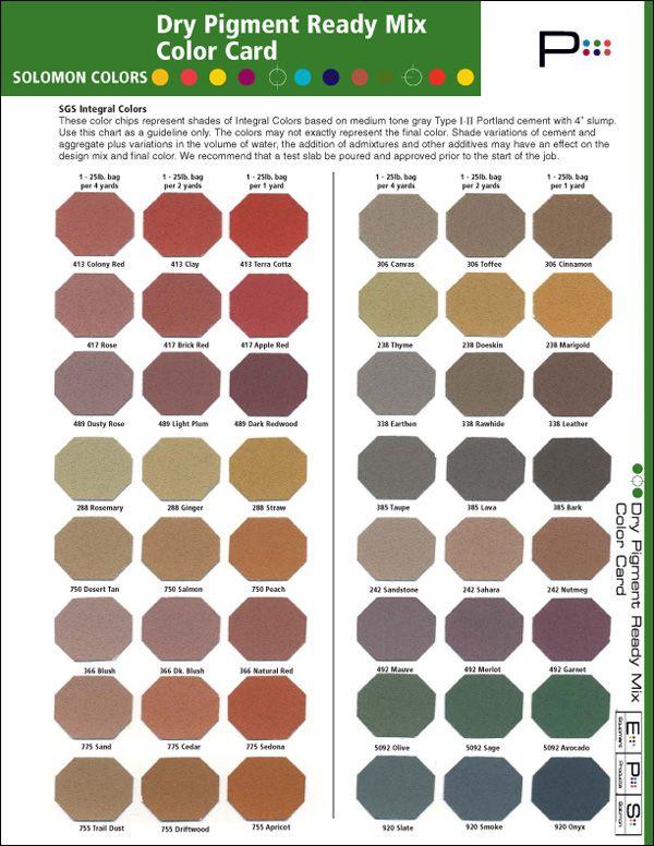 Portland Cement Color : Best images about home exterior colors on pinterest