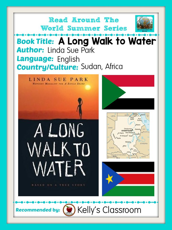 a long walk to water A discussion guide to a long walk to water based on a true story by linda sue park book's pages what do the differences in.