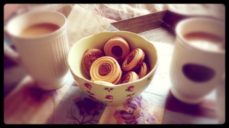 Morning. Caffe.