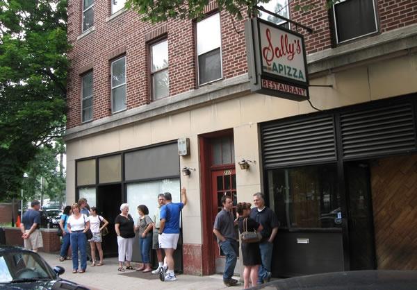 Sally's Apizza, New Haven, CT