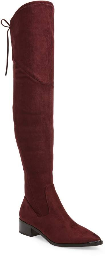 d65db8294a3c Marc Fisher Yuna Over the Knee Boot   Products   Pinterest   Knee boots,  Over the knee boots and Boots