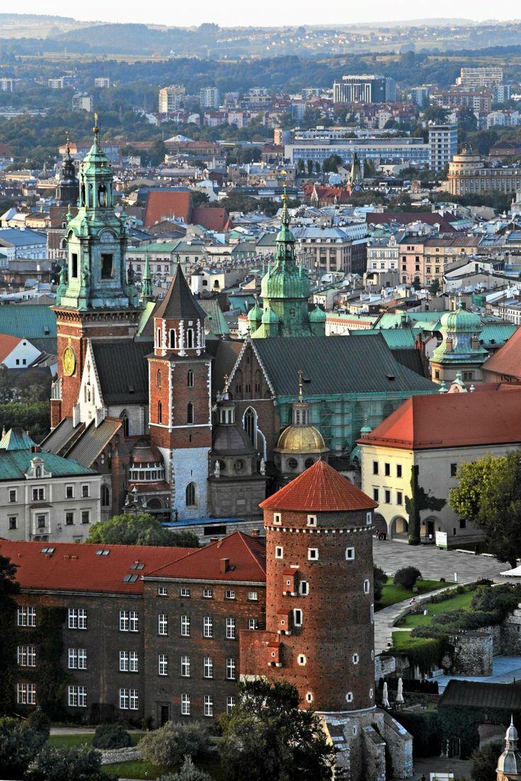 Krakow  -  Panorama | www.gooverseas.com | Intern, Teach, Volunteer, Study Abroad | Make your dreams a reality