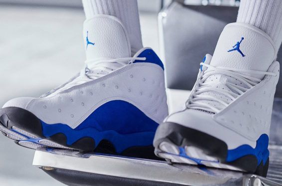 reputable site 75b93 543dd Release Reminder: Air Jordan 13 Hyper Royal | $neakers | Air ...