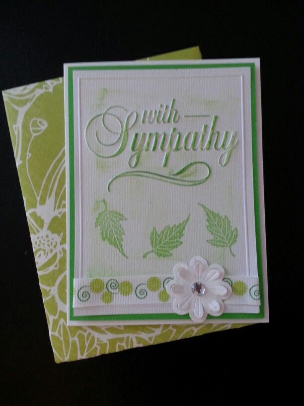 how to make a sympathy card online